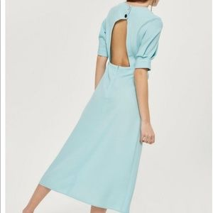 "TOPSHOP Austin Dress in ""Tiffany Blue"" US: 2"